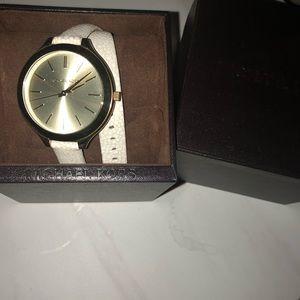 MK watch in original box, never been worn
